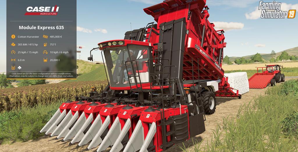 GIANTS Farming Simulator 19 #FactSheetFriday v4 - PLANES