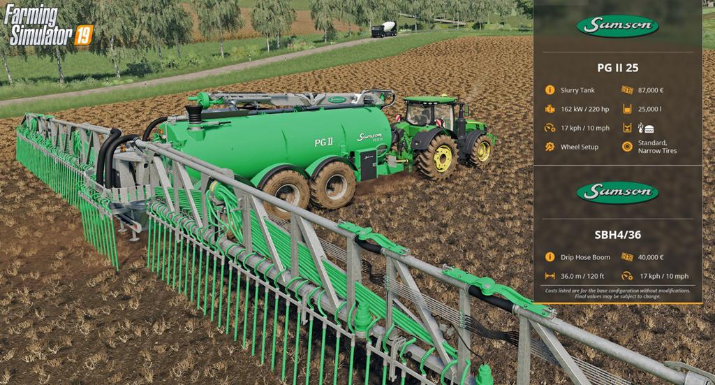 Farming Simulator 2019 Archives - PLANES, TRAINS AND AUTOMOBILES
